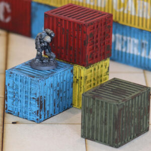 10ft Container Kit