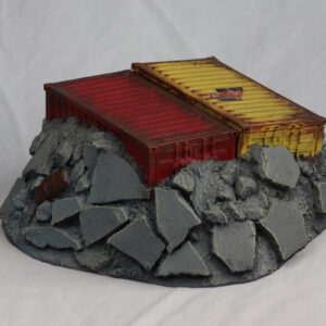 Container Rubble Mound